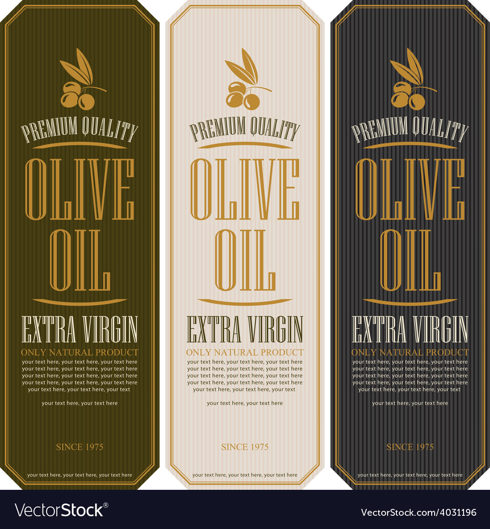 Oil olive vector | Price: 1 Credit (USD $1)