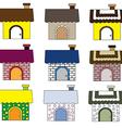 Cute home styles1 01 vector