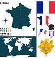 France map world vector