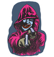 From beyond series psycho killer vector