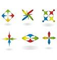Logo design element vector