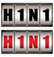 H1n1 dial vector