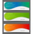 Template for smart phone and mobile phone banner vector