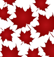 Background canada day vector