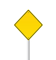 Traffic sign color vector
