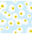 Seamless texture with flowers eps 10 vector