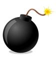 Bomb cartoon vector