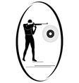 Bullet shooting vector