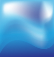 Blue mountain- storm background vector