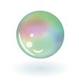 Soap bubble vector