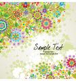 Floral line10 01 01 vector