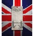 Tower bridge england london vector