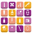 Drugstore icons vector
