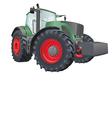 Tractor vector