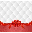 White and red background vector