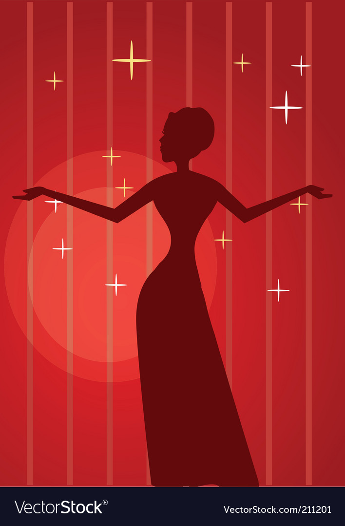 Diva background vector | Price: 1 Credit (USD $1)
