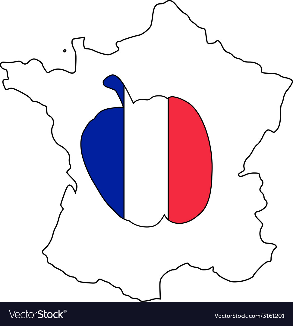 French pepper vector | Price: 1 Credit (USD $1)