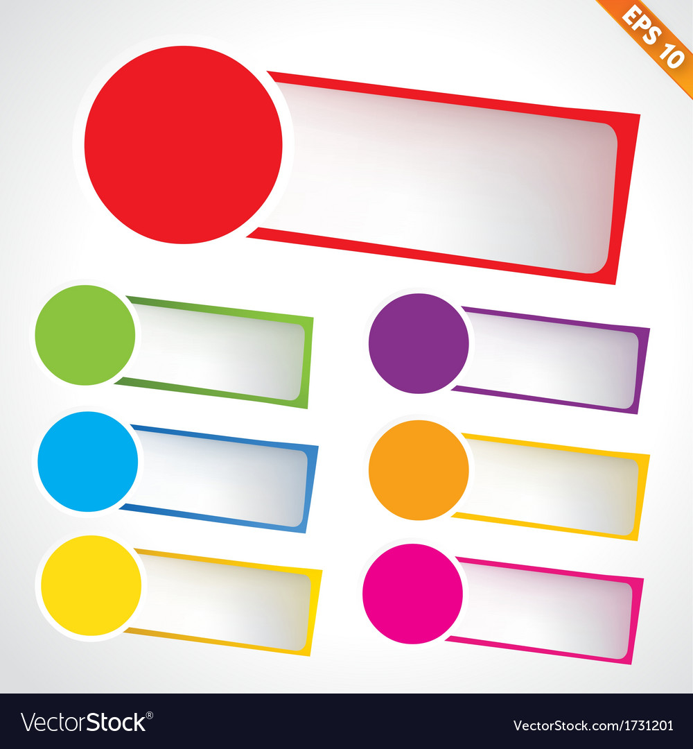 Tag template - - eps10 vector | Price: 1 Credit (USD $1)