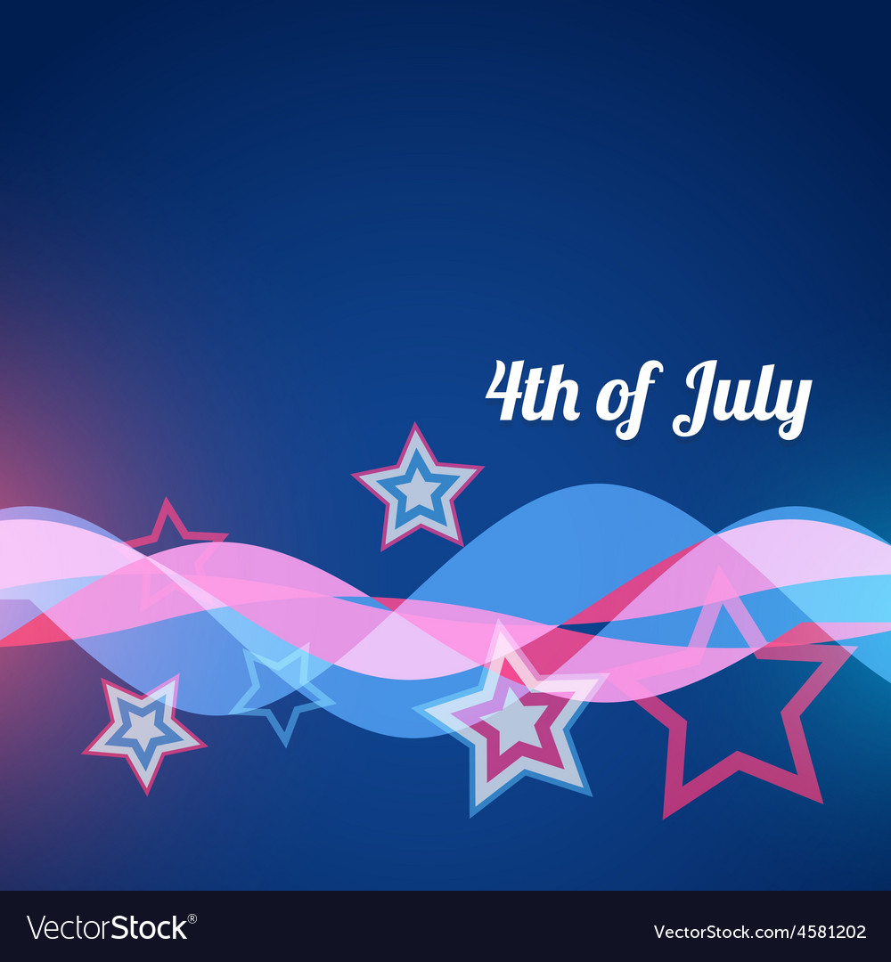 Style 4th of july vector | Price: 1 Credit (USD $1)