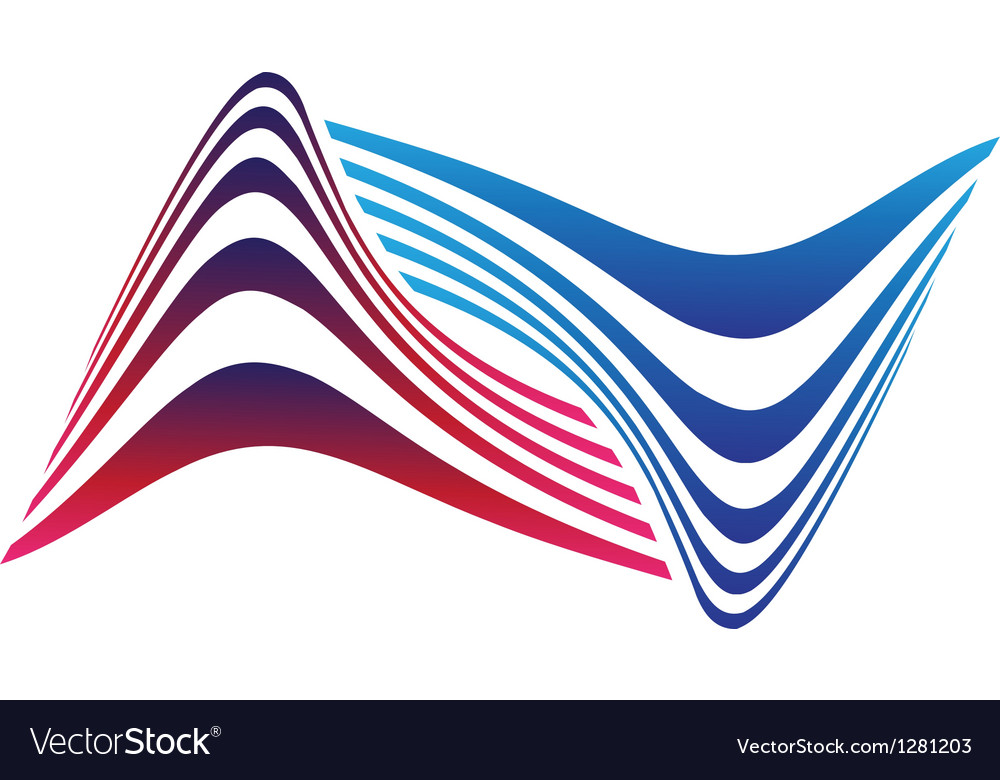 Abstract creative sign vector | Price: 1 Credit (USD $1)