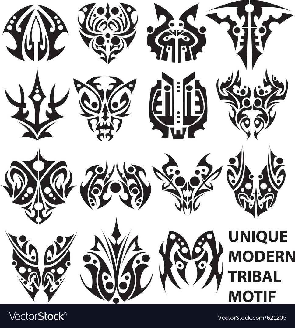 Tribal pack 2 vector | Price: 1 Credit (USD $1)