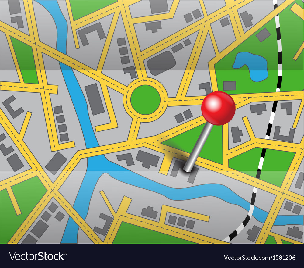 Place of destination vector | Price: 1 Credit (USD $1)