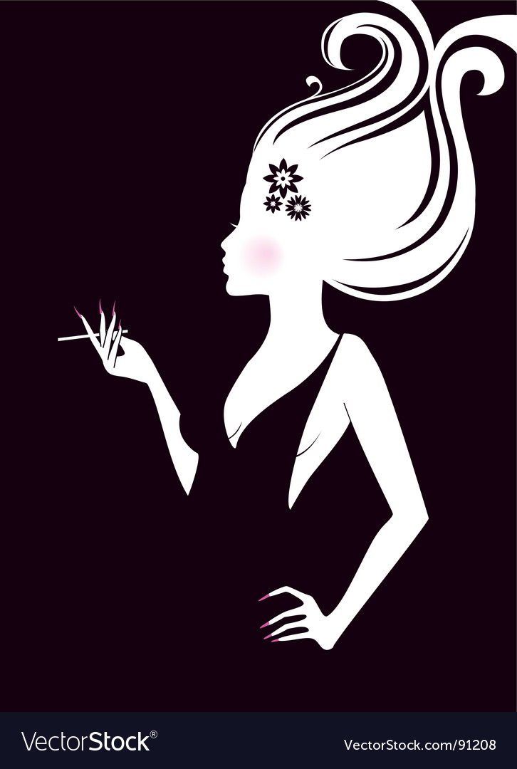Elegance women vector | Price: 1 Credit (USD $1)