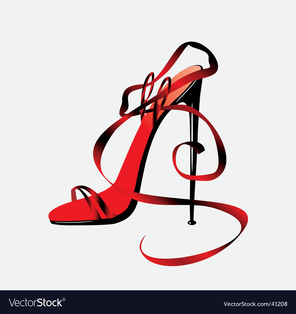 High heel stiletto vector | Price: 1 Credit (USD $1)