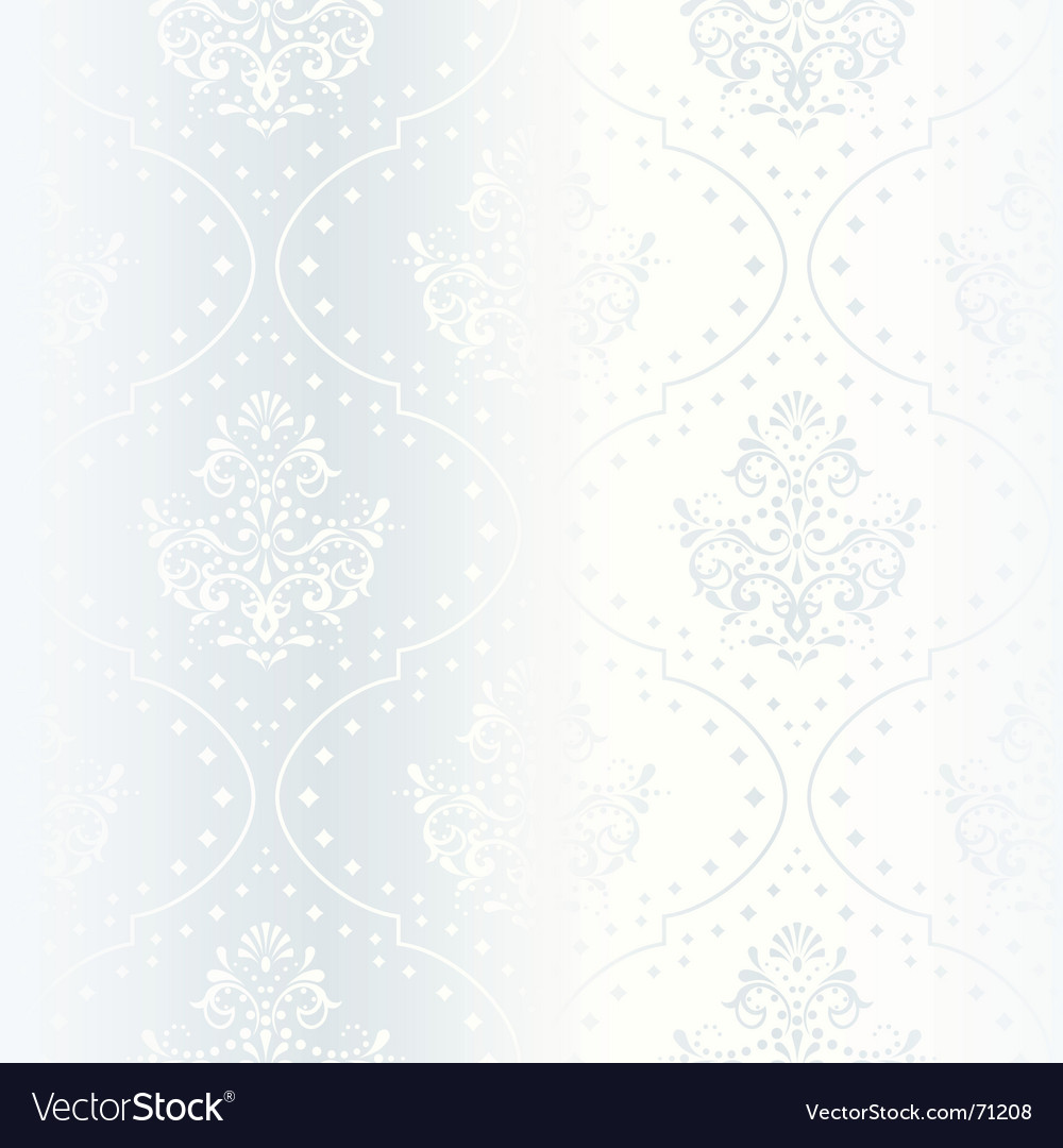 Intricate white satin wedding pattern vector | Price: 1 Credit (USD $1)
