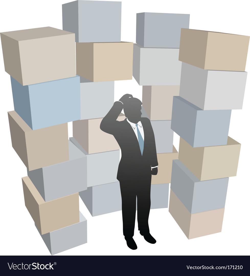 Business men vector | Price: 1 Credit (USD $1)