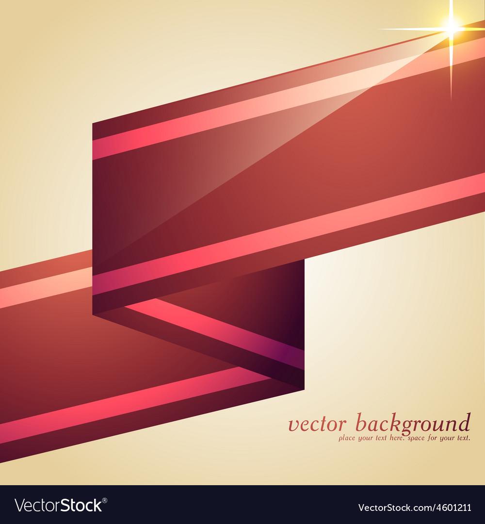 Shiny stripes vector | Price: 1 Credit (USD $1)