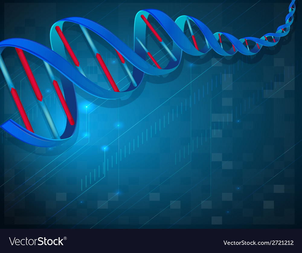 A dna vector | Price: 1 Credit (USD $1)