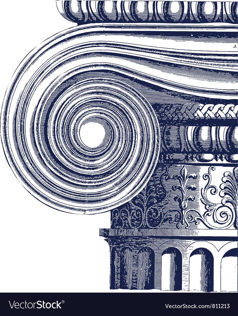 Classic column vector   Price: 1 Credit (USD $1)