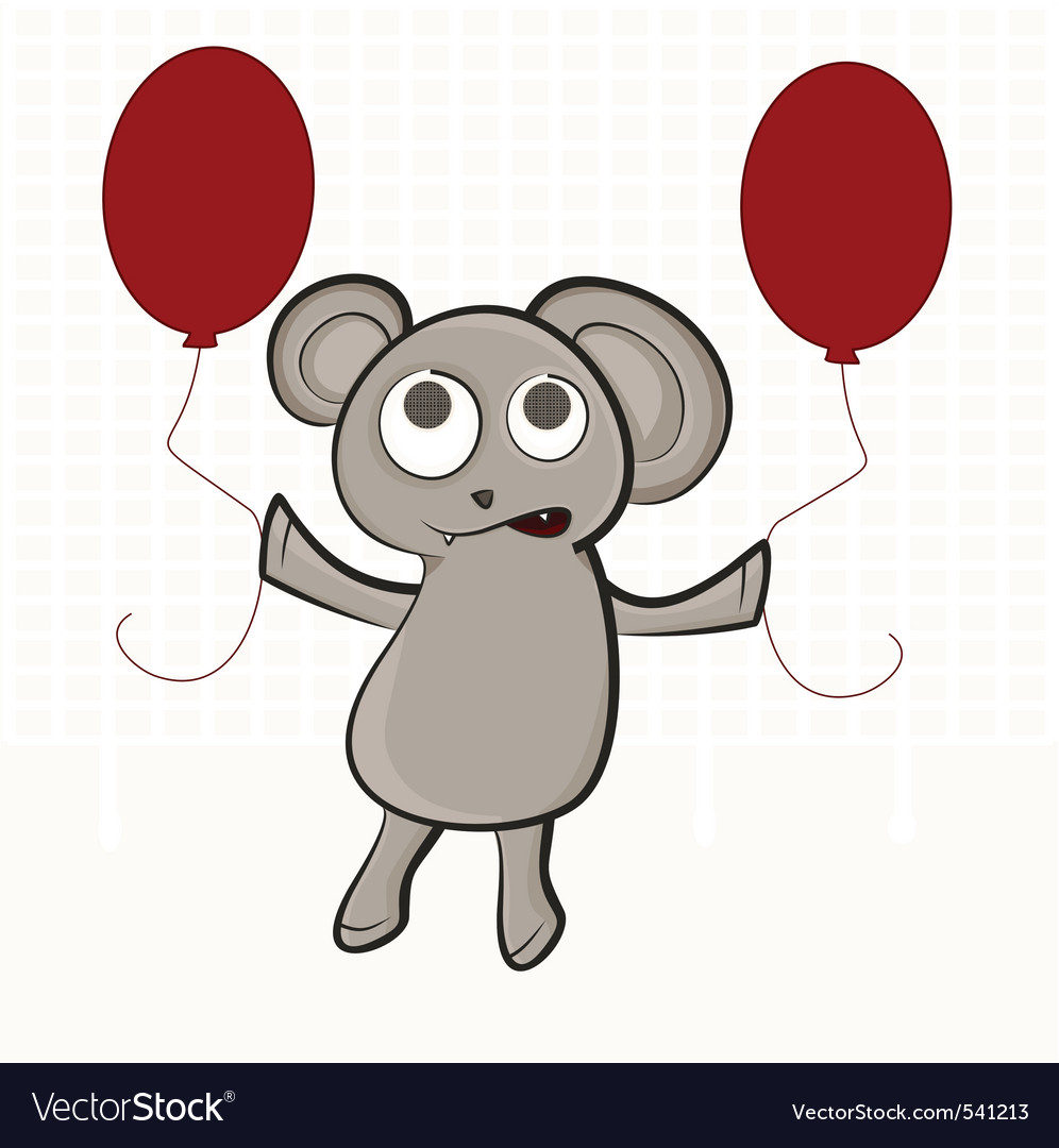 Cute bear puppet vector | Price: 1 Credit (USD $1)