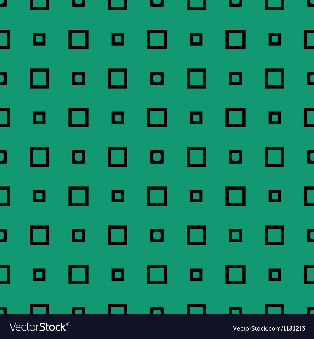 Green pattern with rectangles vector | Price: 1 Credit (USD $1)