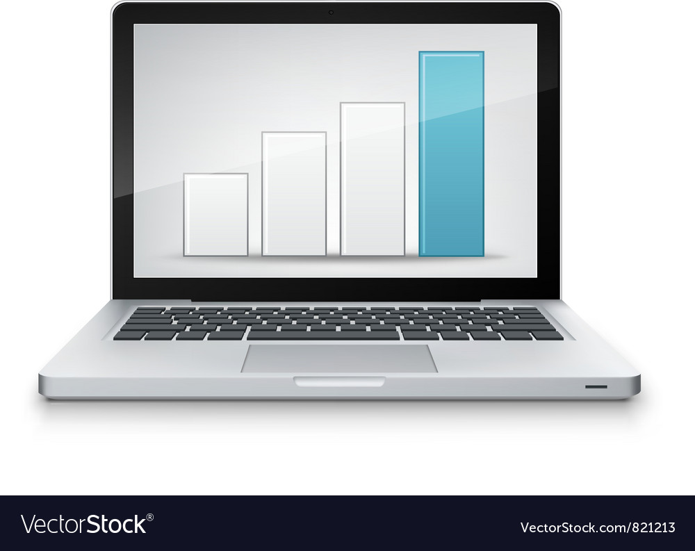 Statistics concept vector | Price: 3 Credit (USD $3)