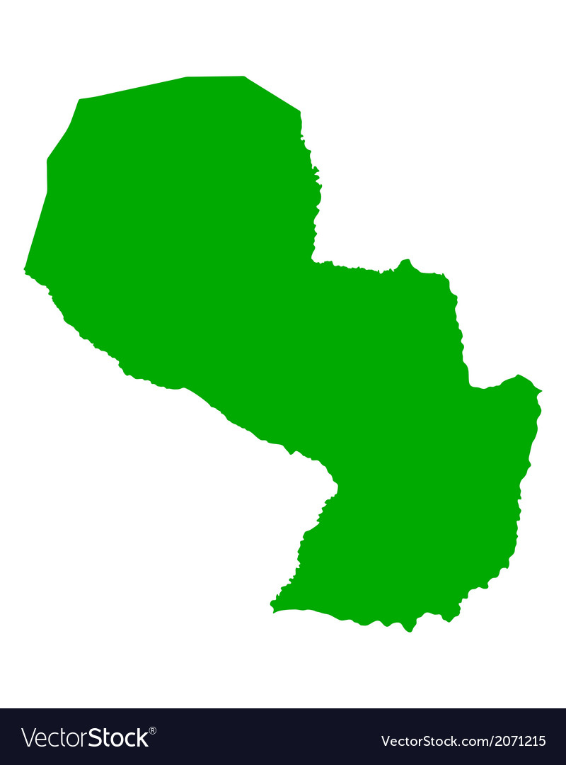 Map of paraguay vector   Price: 1 Credit (USD $1)