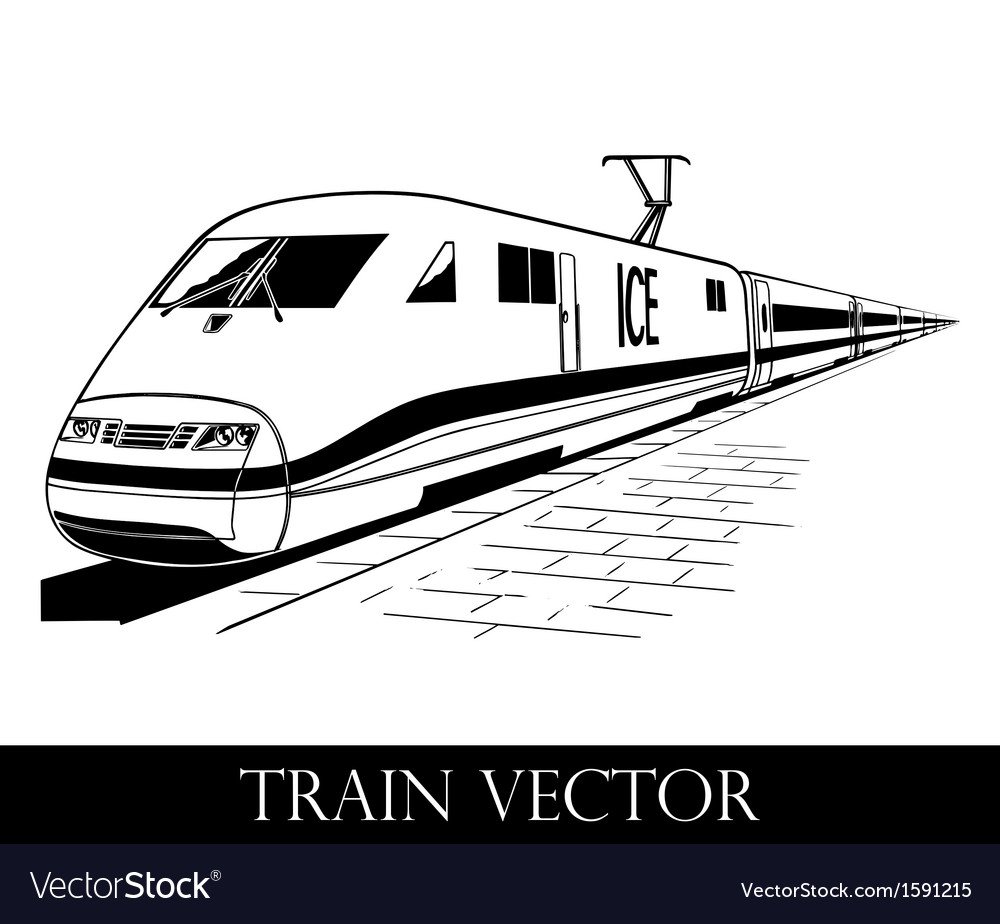 Train vector | Price: 1 Credit (USD $1)