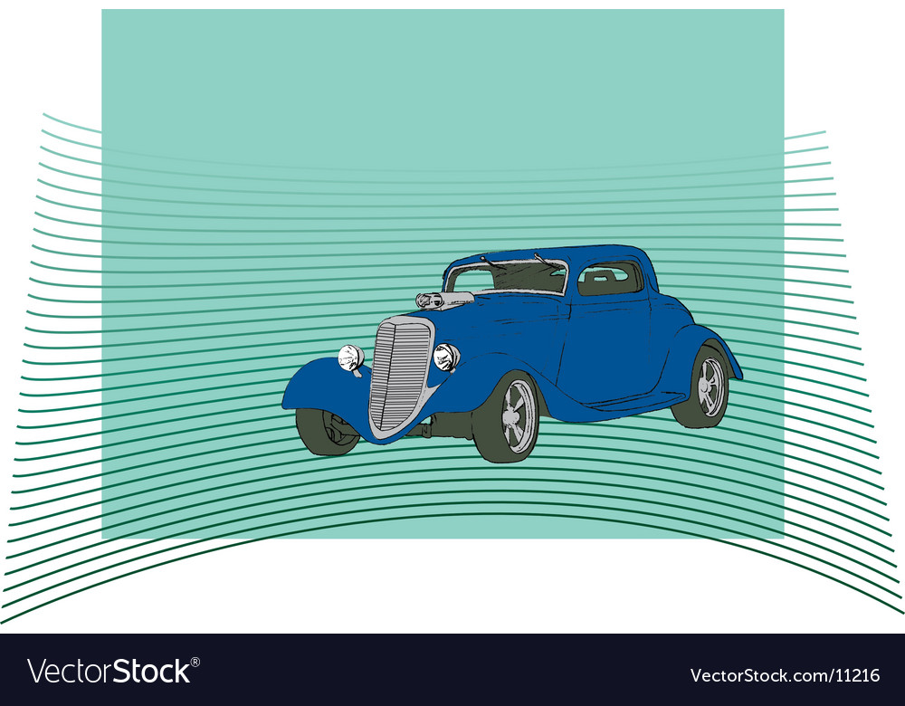 Deuce coupe vector | Price: 3 Credit (USD $3)