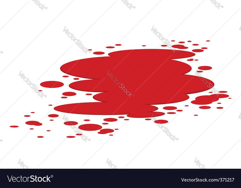Blood splashes vector   Price: 1 Credit (USD $1)