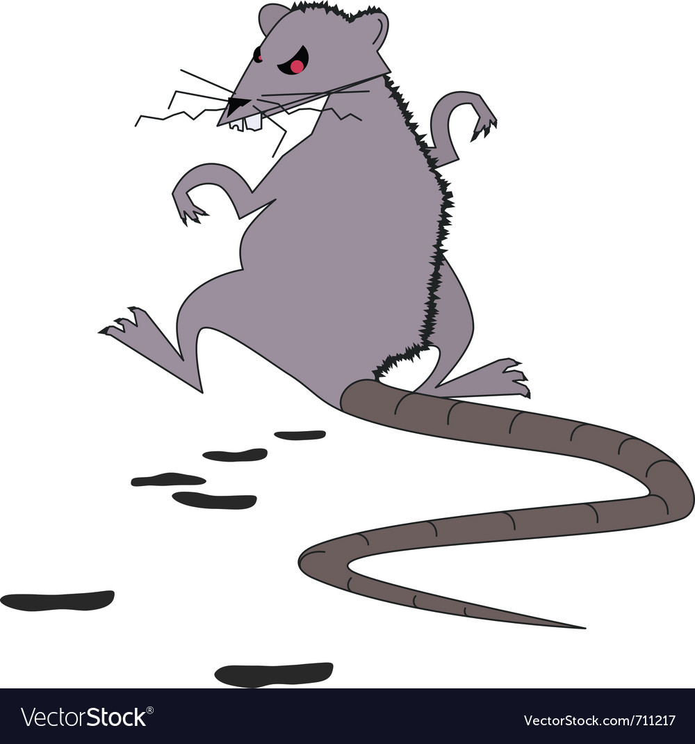 Crappy rat vector | Price: 1 Credit (USD $1)