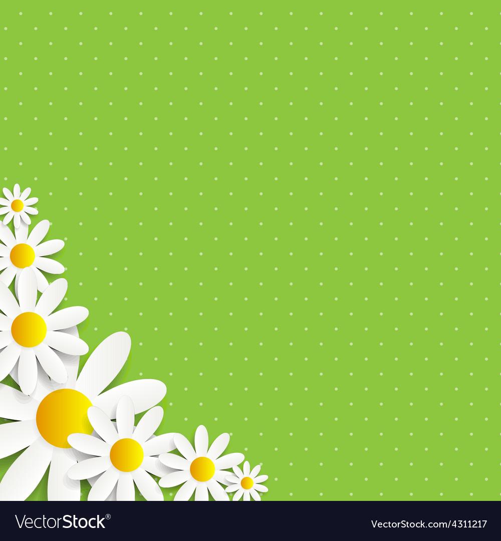 Flora daisyl design vector   Price: 1 Credit (USD $1)