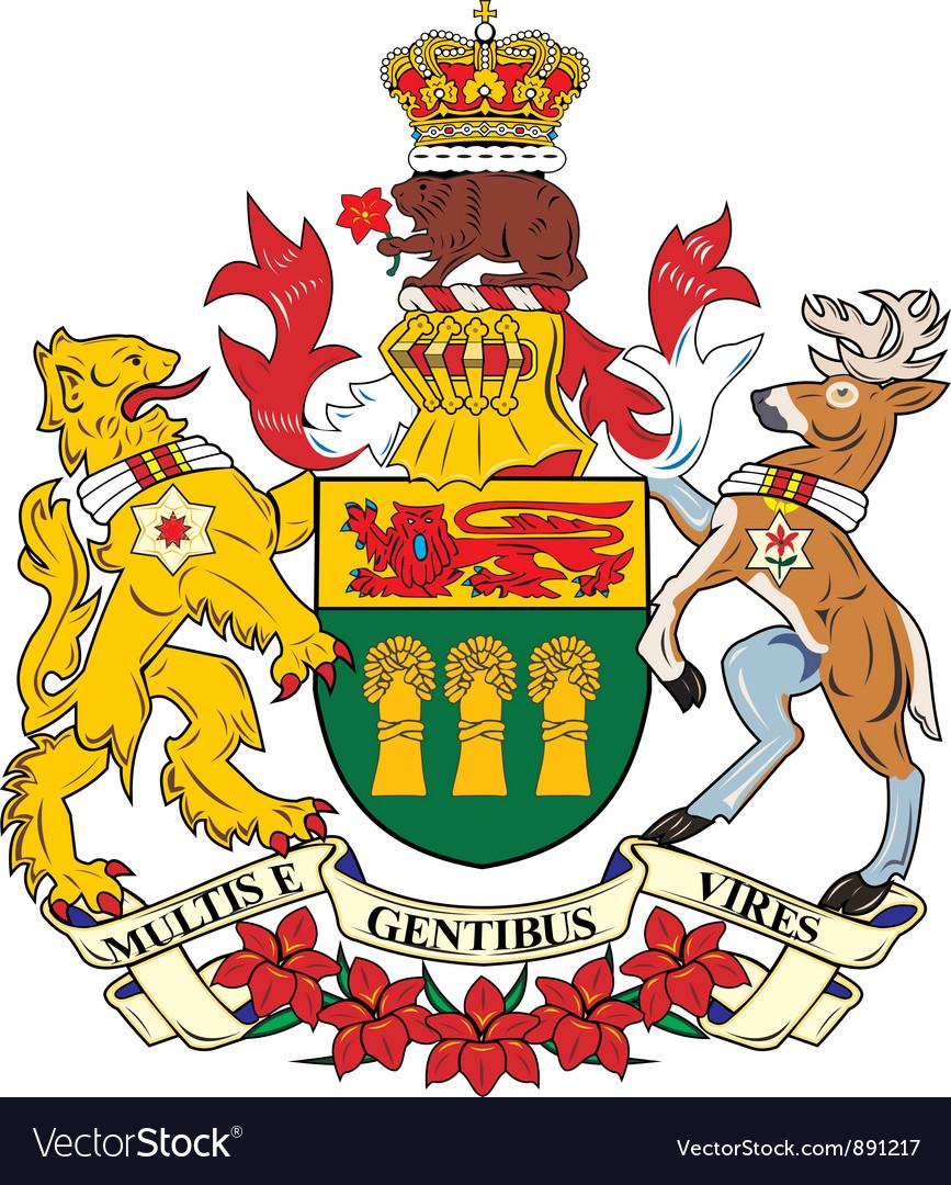 Saskatchewan province vector   Price: 1 Credit (USD $1)