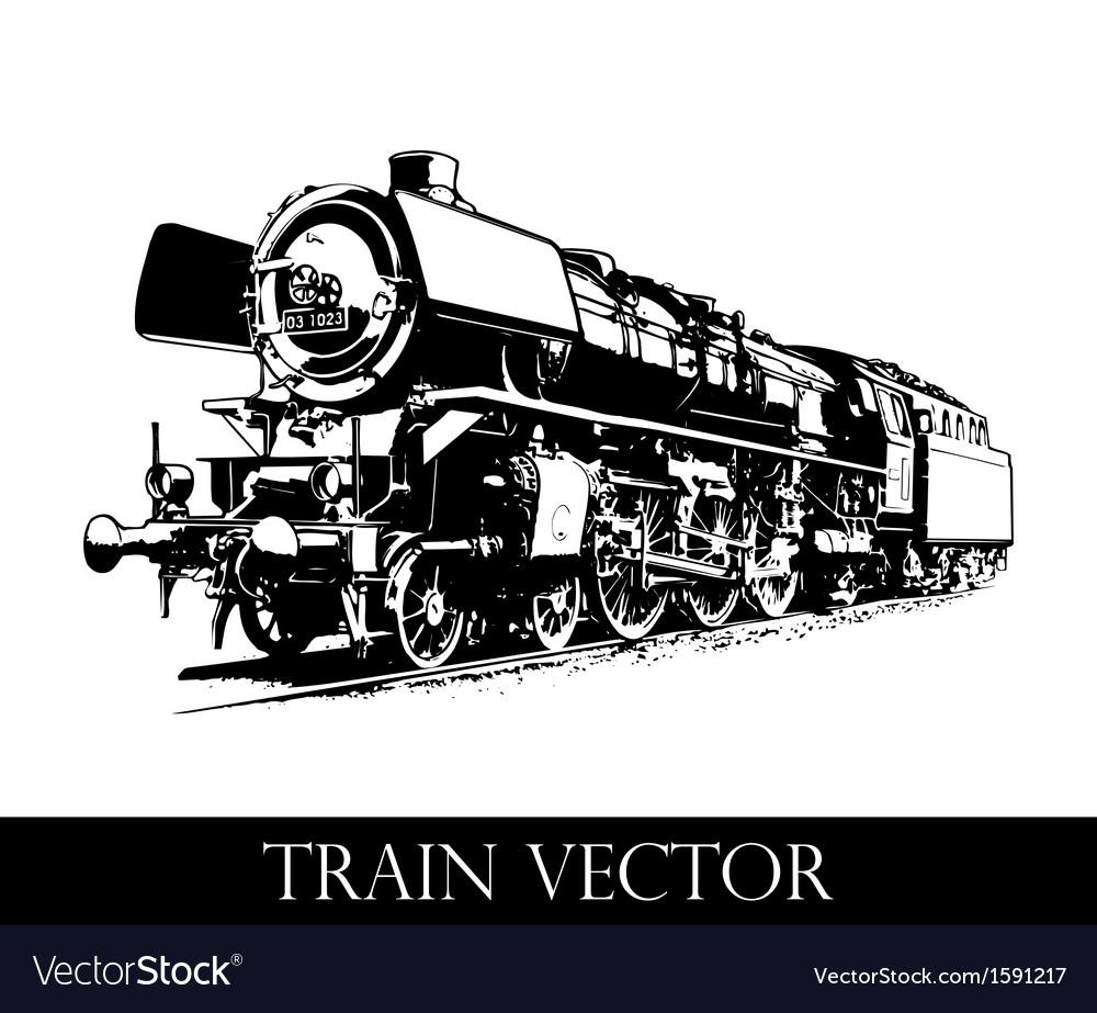 Train vector | Price: 1 Credit (USD $1)