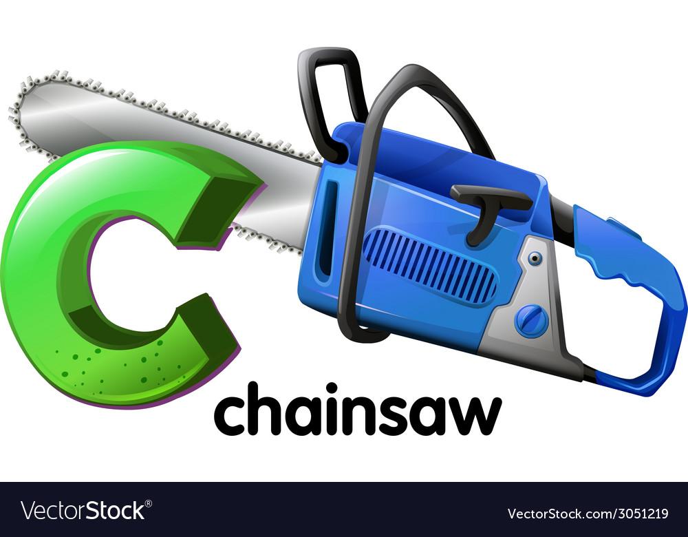 Letter c vector | Price: 1 Credit (USD $1)