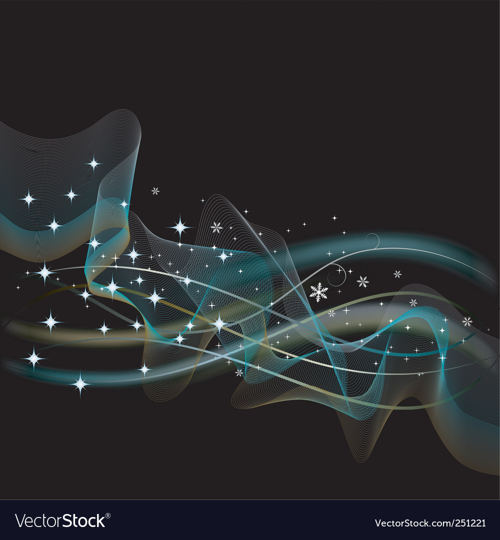 Abstract black background illustration vector | Price: 1 Credit (USD $1)