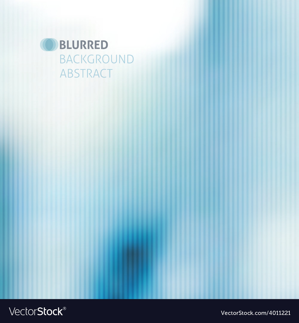 Blurred abstract vector | Price: 1 Credit (USD $1)