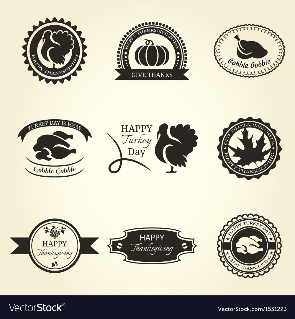 Thanksgiving backgrounds vector | Price: 3 Credit (USD $3)