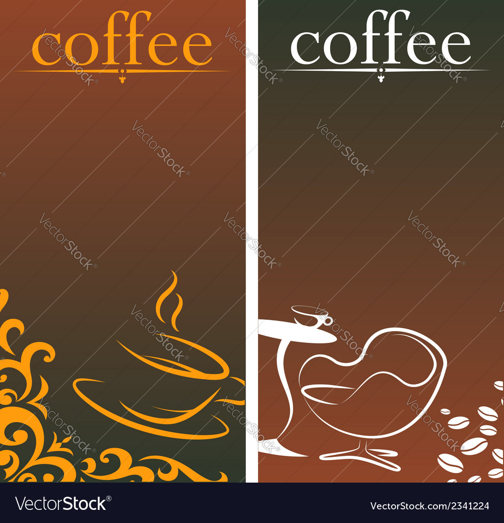 Design for coffee vector   Price: 1 Credit (USD $1)