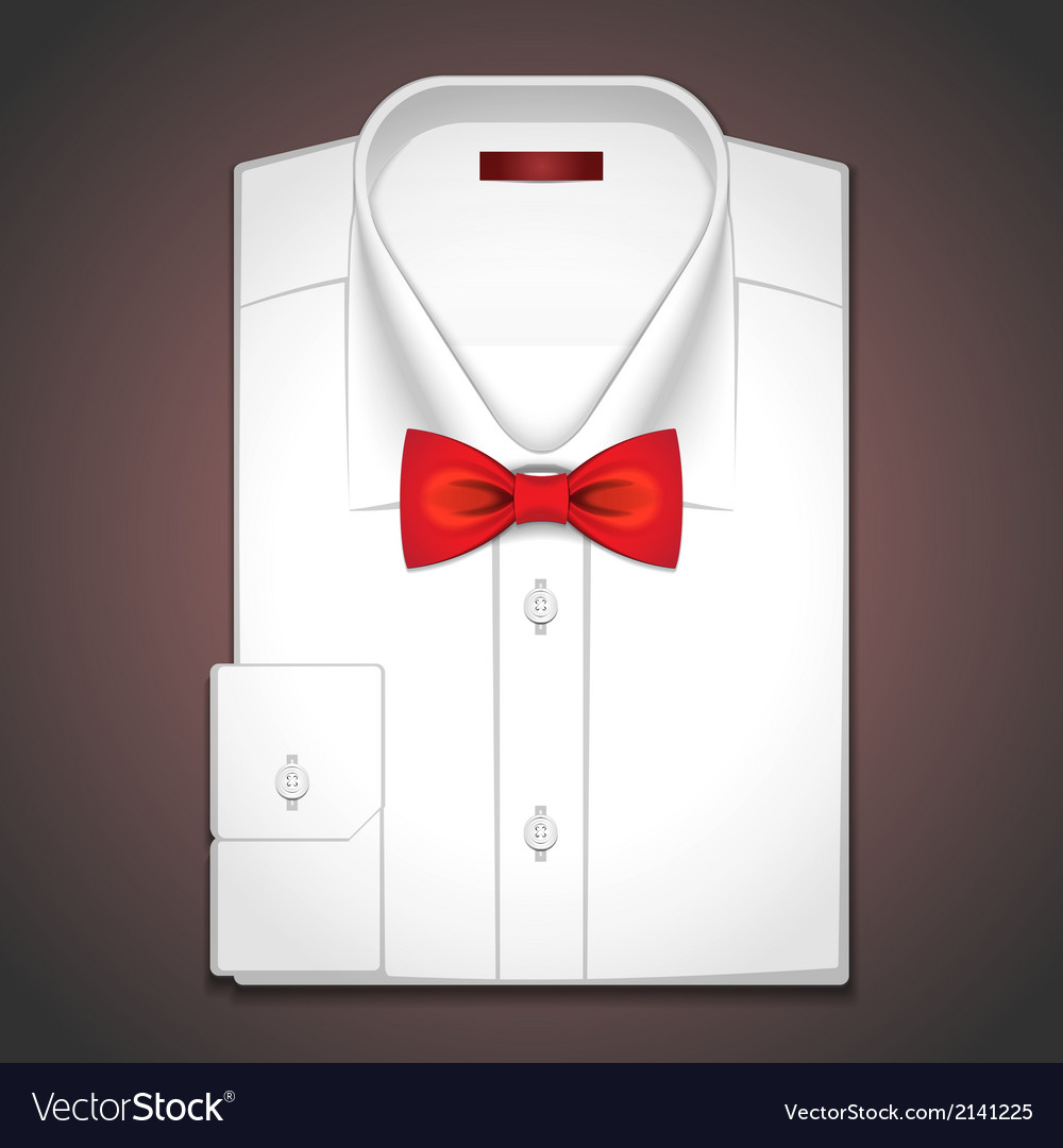 A classic white shirt vector   Price: 1 Credit (USD $1)